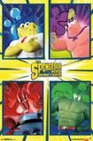 Spongebob 2: Sponge Out Of Water - Team ポスター