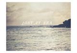 Lost At Sea Art par Ashley Davis