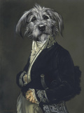 The Archduke Giclée-tryk af Thierry Poncelet