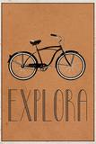 Explora (Spanish - Explore) Affiches