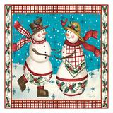 Snowmance Posters par Laurie Korsgaden