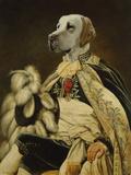 The Duke Giclée-tryk af Thierry Poncelet