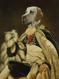 The Duke Giclee Print by Thierry Poncelet