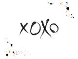 Xoxo Prints by Khristian Howell