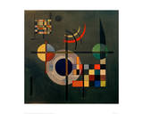 Counterweights, 1926 Giclee Print by Wassily Kandinsky