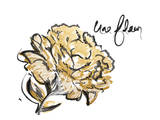 Une Fleur Posters by Khristian Howell