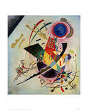 Blue Circle, 1922 Giclee Print by Wassily Kandinsky