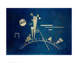 Fragile, 1931 Lámina giclée por Wassily Kandinsky