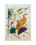 Composition, 1923 Giclée-tryk af Wassily Kandinsky