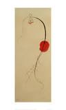 Line, 1934 Giclée-tryk af Wassily Kandinsky