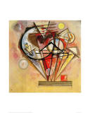 On Points, 1928 Giclee Print by Wassily Kandinsky