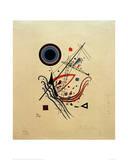 Blue, 1922 Giclée-Druck von Wassily Kandinsky
