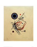 Blue, 1922 Giclee Print by Wassily Kandinsky