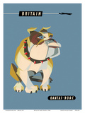 Britain, United Kingdom - English British Bulldog Print by Harry Rogers