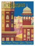 Pakistan - Wazir Khan's Mosque Poster