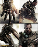 Call of Duty AW - Grid Prints