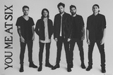 You Me At Six - Band Pósters