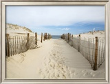 Quiet Beach Framed Photographic Print by Stephen Mallon