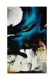 Turquoise Splash II Giclee Print by Rikki Drotar