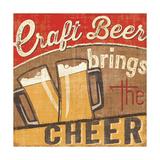 Craft Brew I Posters af Jess Aiken
