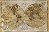 Worldwide I Art by James Wioens