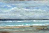 Orilla del mar Láminas por Silvia Vassileva