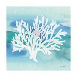 Sea Life Coral II Láminas por Lisa Audit