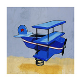 First Flight Giclee Print by Clayton Rabo