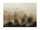 Distant Vistas II Giclee Print by Farrell Douglass