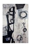 Strings and Things Reproduction procédé giclée par Farrell Douglass