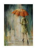 Puddle Jumping Giclee Print by Farrell Douglass