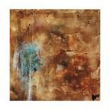 Ocean Floor II (11-2-2) Giclee Print by Tyson Estes