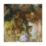 Ocean Floor IV (11-2-28) Giclee Print by Tyson Estes