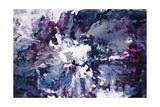 Violet Waters Seduction Giclée-Druck von Sydney Edmunds