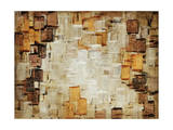 Mandarin Tiles Giclee Print by Alexys Henry