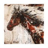 Mustangular Giclee Print by Jodi Maas