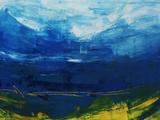 Impulse Travels Giclée-tryk af Joshua Schicker