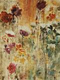 Floral Swan III Giclee Print by Jodi Maas