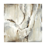 Neutral Flow Giclee Print by Sydney Edmunds