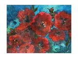 Winter Blossoms Reproduction procédé giclée par Rikki Drotar