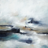 High Tide Wave II Giclee Print by Rikki Drotar