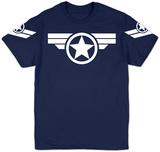 Marvel - Super Soldier Uniform T-Shirts
