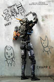 Chappie - Teaser Prints