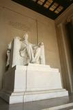 Abraham Lincoln Memorial, Washington D.C. Photographic Print by  Zigi