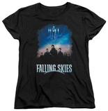 Womens: Falling Skies - Main Players T-shirts