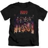 Juvenile: KISS - Destroyer Cover T-Shirt