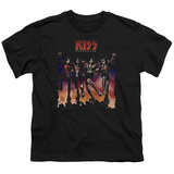 Youth: KISS - Destroyer Cover Shirts