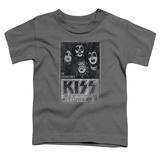 Toddler: KISS - Live Shirts