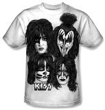 Youth: KISS - Heads Sub T-shirts