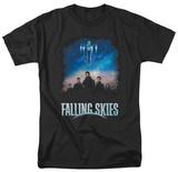 Falling Skies - Main Players T-Shirt